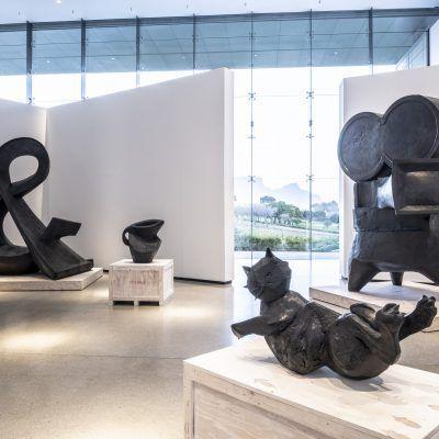 Why Should I Hesitate: Sculpture - William Kentridge